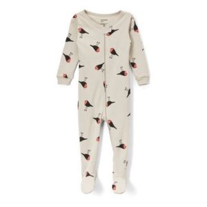 🚨FINAL PRICE🚨NWT. LEVERET Bird Print Footed